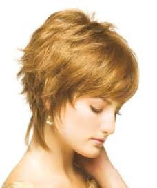 time 70 shag hair cut simple hair style simple short shag hair style