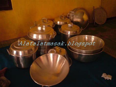 Wajan Aluminium Besar alat alat masak wajan terbuat dari bahan aluminium alat masak wajan