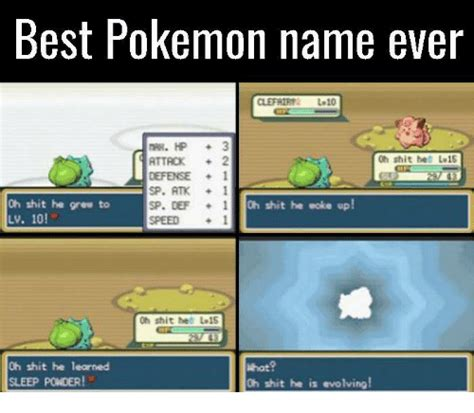 Best Pokemon Memes - 25 best memes about pokemon name pokemon name memes