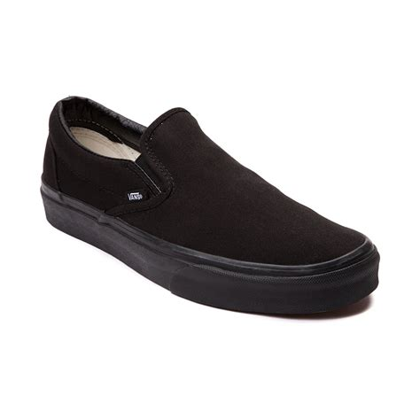Vans Slipon vans slip on skate shoe blackblack 499279