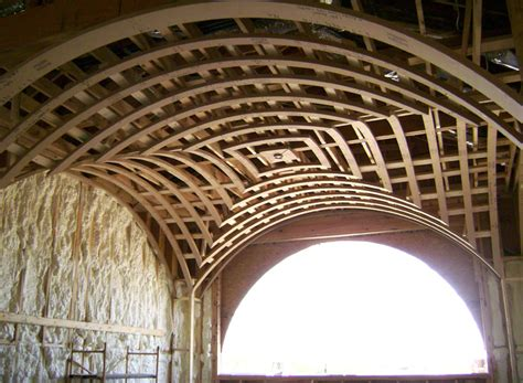 Arched Ceiling Construction by Groin Vault Ceiling Systems Groin Vaulted Ceiling Ideas