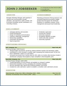 Professional Resume Sles Free by Professional Resume Template 3 Resume Cv