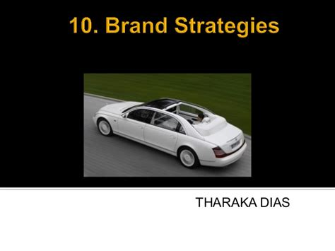 Brand Strategies Mba by 11 Brand Strategies