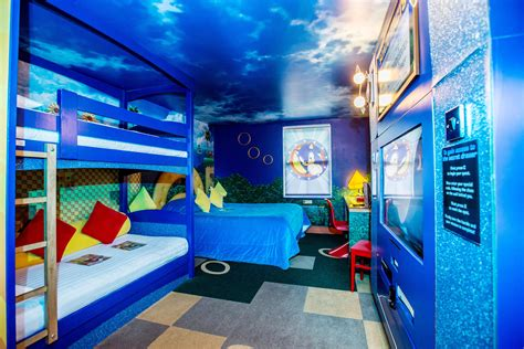 sonic the hedgehog bedroom alton towers resort press centre image gallery