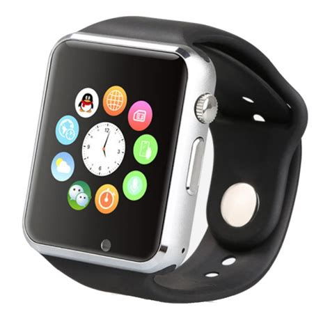 Smartwatch Gt08 Black Smart Smartwatch U10 carneo u10 smart multifunk芻ne hodinky black