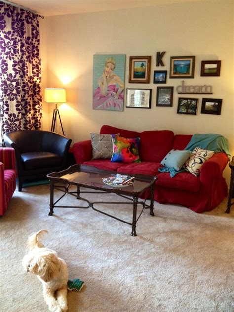 decorating with red couch 14 best images about red couch decorating ideas on