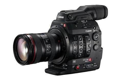 Canon Eos C300 eos c300 ii