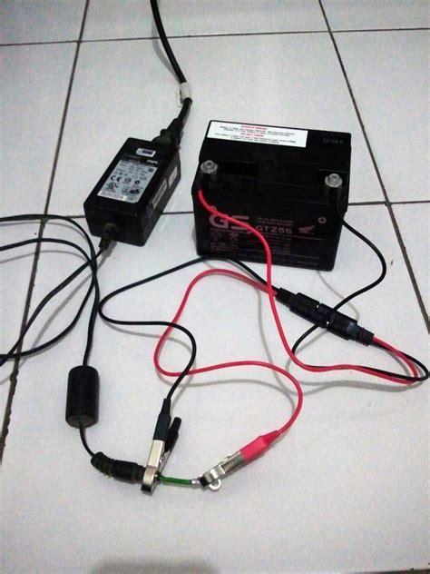 Accu Kering Untuk Mobil panduan charger untuk orang awam www berilmu