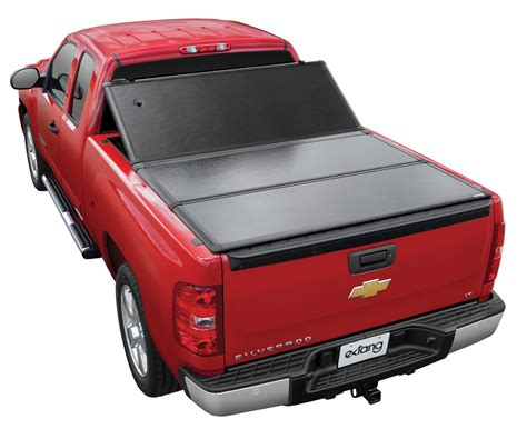 truck bed cover extang encore hard folding truck bed cover