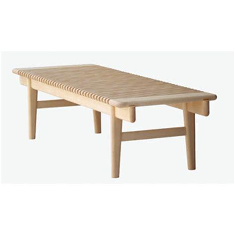 hans wegner bench skram piedmont bench