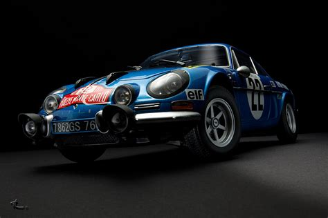 renault alpine a110 rally renault alpine a110 1600s 22 rally monte carlo 1971 dx