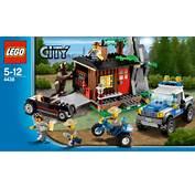 2012 LEGO City Sets Bring Hillbillies Bears Forest Fires &amp Park