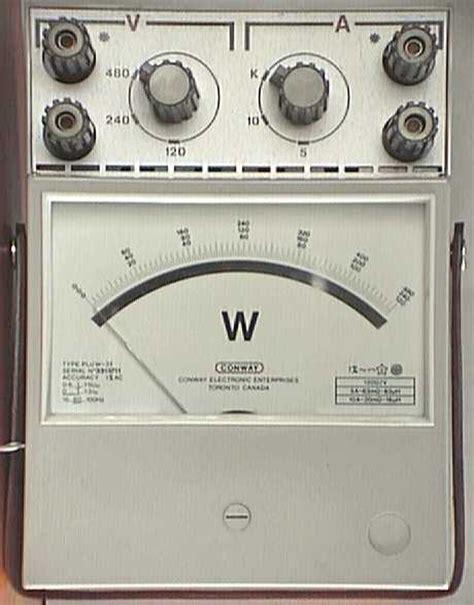 Multimeter Listrik macam macam alat ukur listrik teknik listrik