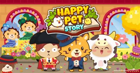 game happy pet story mod apk happy pet story mod apk 1 1 8 free download android modded