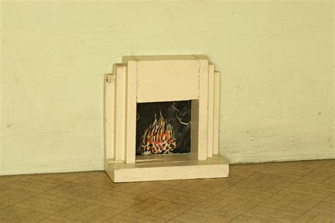 1950s Fireplace by Triang Dolls House 1950 S Fireplace 1950s Homes