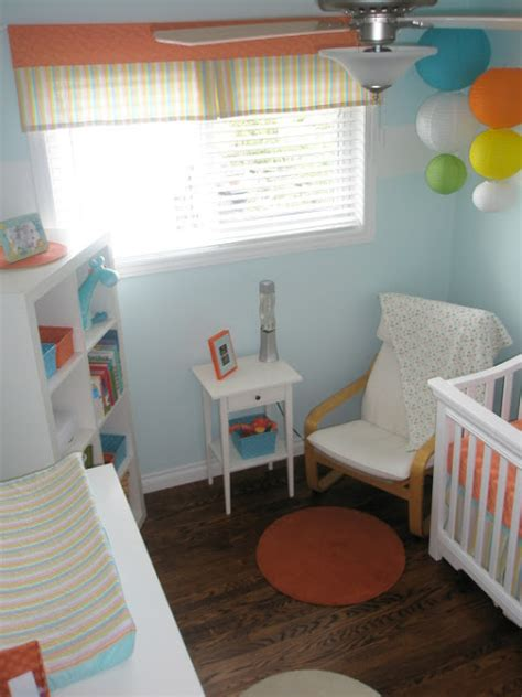 home sweet home gender neutral colorful nurseries