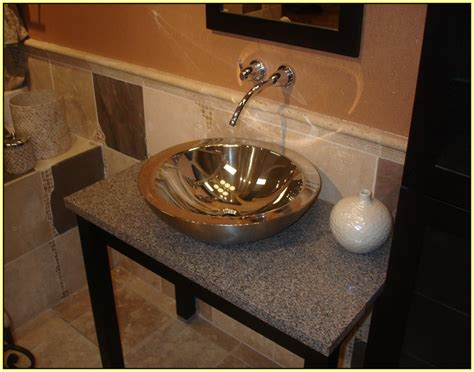 Vanity For Vessel Sink Granite Top by Granite Vanity Tops With Vessel Sinks Home Design Ideas