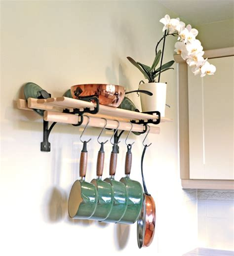 stacked wood kitchen shelves with iron brackets kitchen shelf rack 6 wooden laths and solid cast iron