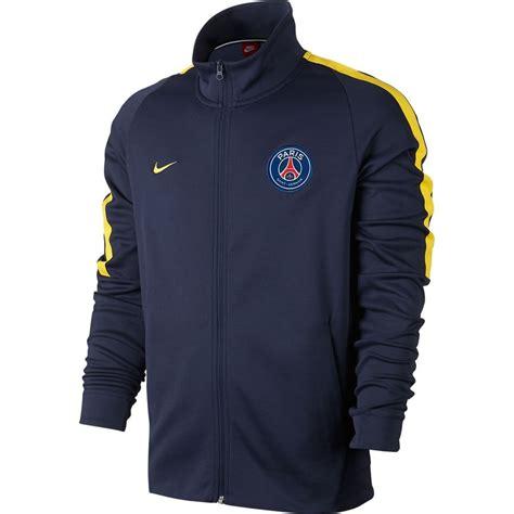 paris saint germain nsw training jacket authentic