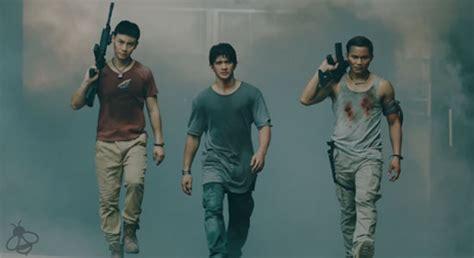 iko uwais bermain film star wars triple threat film terbaru iko uwais bersama tony jaa