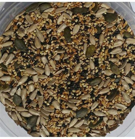 Bubuk Premix Es Krimpondan 250 Gram mix de 8 semillas 250 gramos frutoseco