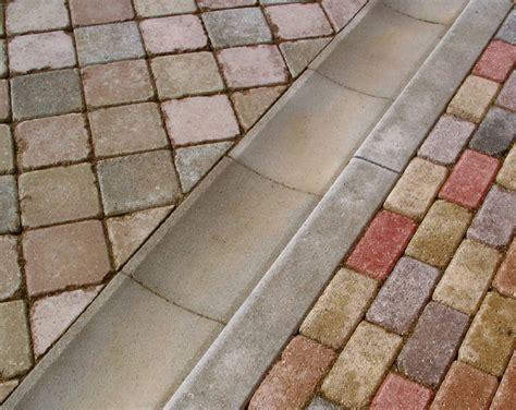 zanella pavimenti paviblok cordoli e cunette