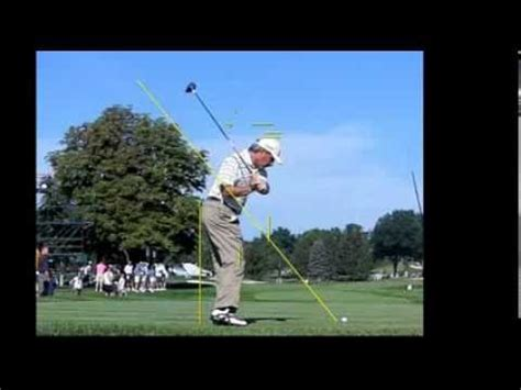 why couples swing fred couples golf swing analysis by craig hanson you tubes
