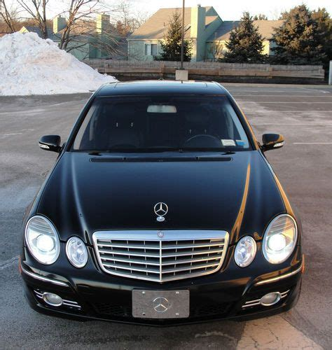 2007 Mercedes E350 4matic by Sell Used 2007 Mercedes E350 4matic Awd 4