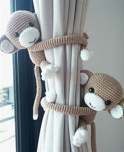 monkey curtains for baby room mermaids cocoon pattern by natalie webster my wide