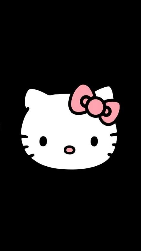 Wallpaper Iphone 6 Kitty | hello kitty iphone wallpaper hd