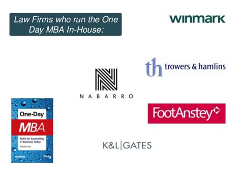 One Day Mba by One Day Mba 2014 By Winmark Professional Learning And