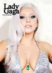 Lady gaga calendars 2017 on europosters