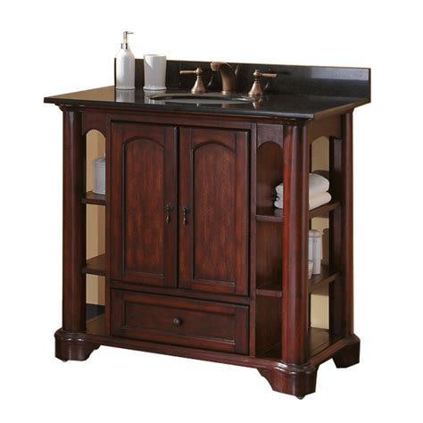 Bathroom: Alluring Style Lowes Bath Vanities For Your
