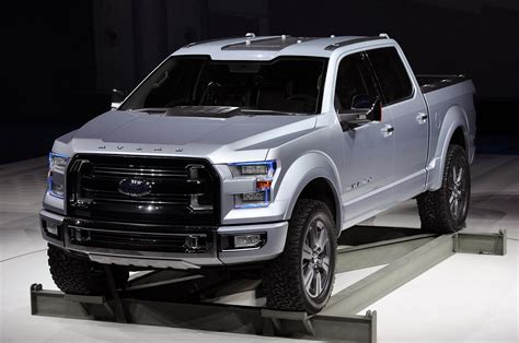 concept ford ford atlas concept car0n4n