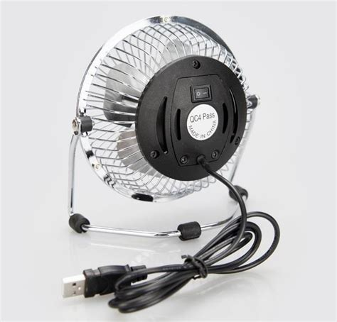 Desk Fan Usb Powered by 4 Inch Usb Powered Antique Small Metal Ventilation Fan