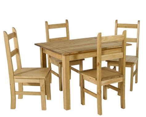 Waxed Pine Dining Table Corona Waxed Pine Table Chairs For Sale In Clane Kildare From Ron01