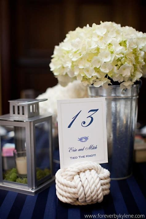 braut meaning nautical wedding 20 nautical rope table number holders