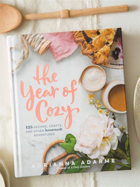 the year of cozy a giveaway spoon fork bacon
