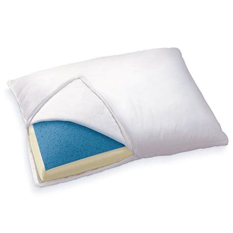 Price Of Pillow by Sleep Innovations Size Reversible Gel Memory Foam