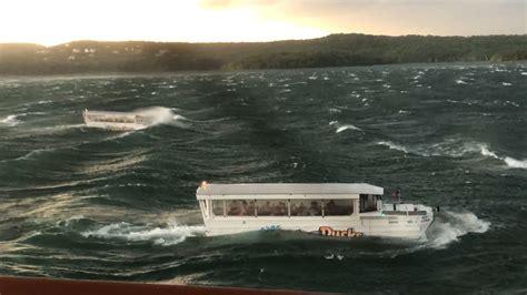 sinking boat duck branson duck boat 17 people killed when missouri boat