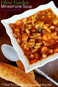 Where Else Can I Use My Olive Garden Gift Card - olive garden minestrone soup copycat recipe
