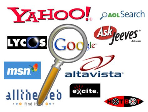 The Search Engine Illumin Search Engines Guiding You In The Digital World