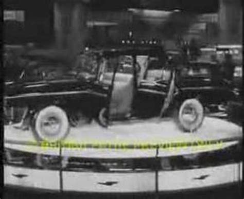 1960 earls court london motor show youtube