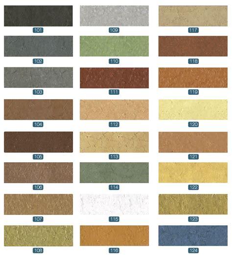 hormigon pulido colores colores hormigon impreso