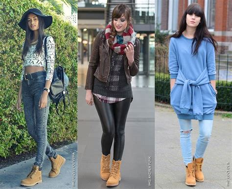 combinar botas timberland the 25 best timberland mujer look ideas on pinterest