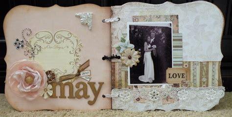 Wedding Album Scrapbook by Scrappy Stuff Wedding Scrapbook Album