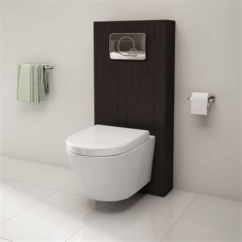 Pura Arco Wall Hung WC   Contemporary   Toilets   London