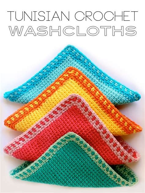 25 best ideas about crochet washcloth patterns on dishcloth crochet crochet