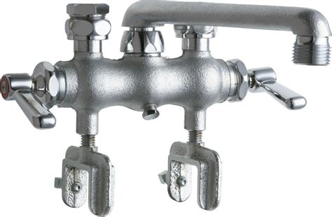 Chicago Faucets 897 Rcf by Wall Faucets Usa