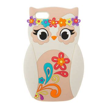 Squishy J2 Prime Grand Prime 3d Silicone Festival Owl Cover For Iphone From S